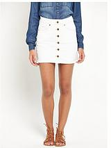 Khloe Denim Mini Skirt