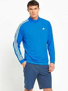 adidas-adidas-golf-3-stripe-14-zip-top