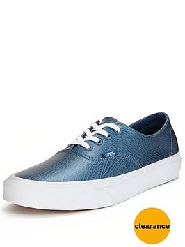 vans-authentic-decon-metallic-leather-sneakers