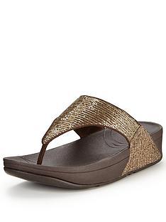 fitflop-lulutrade-superglitznbsptoe-post-sandal