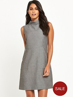 v-by-very-high-neck-zip-detail-dress