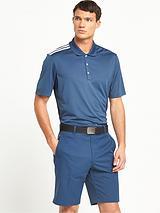 Adidas Golf Climacool 3 Stipe Polo