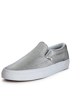 vans-vans-039classic-slip-on-foil-metallic