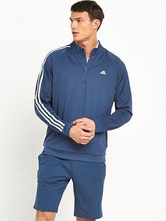 adidas-adidas-golf-3-stripe-14-zip-top
