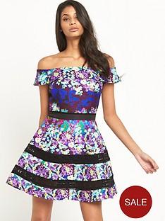 v-by-very-printed-bardot-prom-dress
