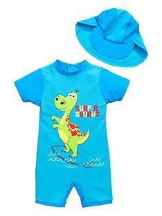 ladybird-toddler-boys-dino-sunsafe-amp-hat