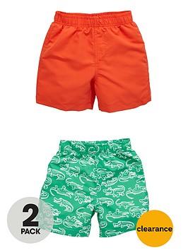 ladybird-boys-magic-print-swim-shorts-2-pack