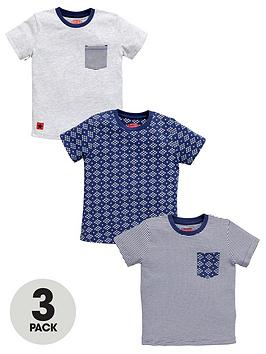 ladybird-boys-fashion-t-shirts-3-pack