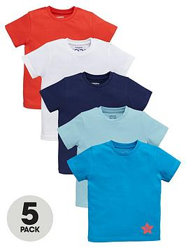 ladybird-boys-heritage-star-38-t-shirts-5-pack