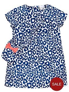 ladybird-girls-animal-shift-dress-and-bag-set-2-piece