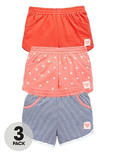 ladybird-girls-heritage-jersey-shorts-3-pack
