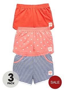 ladybird-girls-heritage-jersey-shorts-3-pack