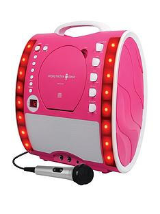 the-singing-machine-sml343-pink