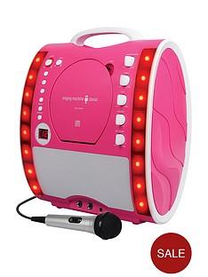 the-singing-machine-sml343-pink