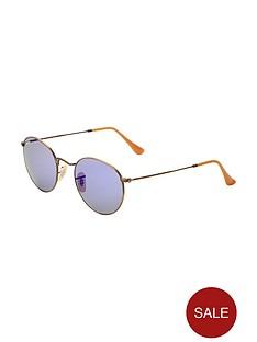 ray-ban-round-mirrored-sunglasses