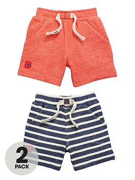 ladybird-boys-heritage-jersey-shorts-2-pack