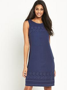 v-by-very-petite-linen-mix-dress