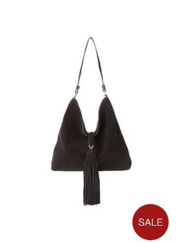 oversized-suede-tassel-slouch-bag