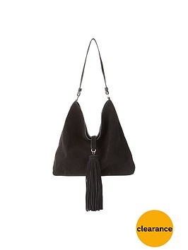 oversized-suede-tassel-slouch-bag