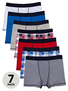 v-by-very-boys-check-stripe-and-colour-trunks-7-pack