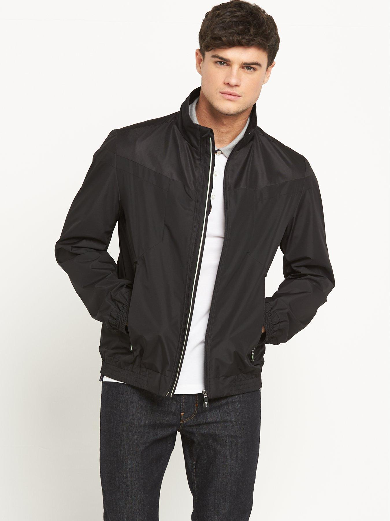 187 hugo boss winter jacket mens