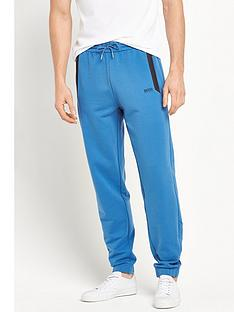boss-green-cuffed-track-pants