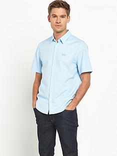 boss-green-short-sleevenbspdobby-shirt