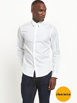 boss-green-long-sleeve-dobby-shirt