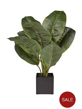 artificial-real-touch-rubber-plant