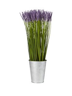 faux-lavender-in-tin