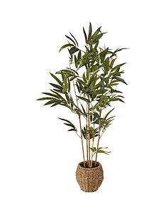 3ft-artificial-mini-bamboo-tree-in-seagrass-basket