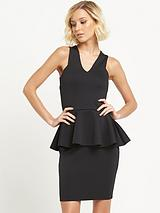 River Island Peplum Dress
