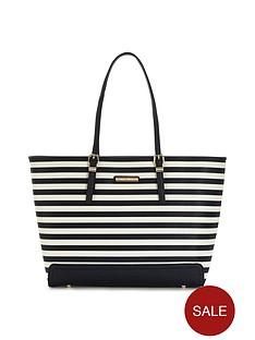 tommy-hilfiger-stripe-tote-bag