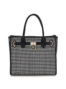 tommy-hilfiger-icon-weave-tote-bag