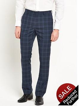 v-by-very-slim-check-trouser