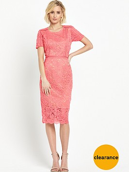 miss-selfridge-ladder-insert-lace-dressnbsp