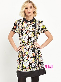 oasis-edie-floral-placement-shift-dress