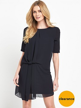 french-connection-florrienbspdrape-dress