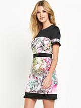 Mineral Place Printed Dress