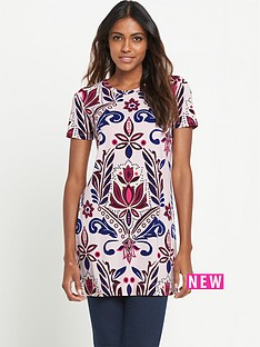 v-by-very-petite-ss-printed-jersey-tunic