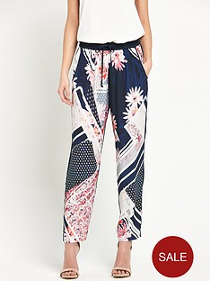 french-connection-samba-avenue-drape-trouser