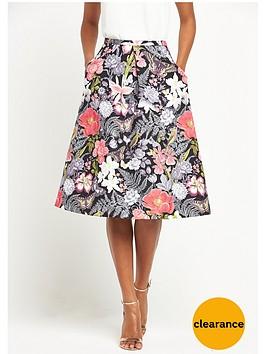 oasis-botanical-placement-midi-skirt