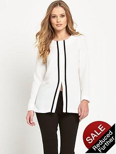 french-connection-thomas-block-ls-shirt
