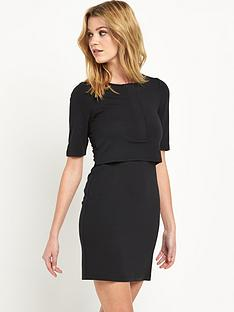 french-connection-manhattan-short-sleeved-dressnbsp