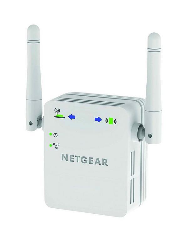 N300 WiFi Range Extender v2