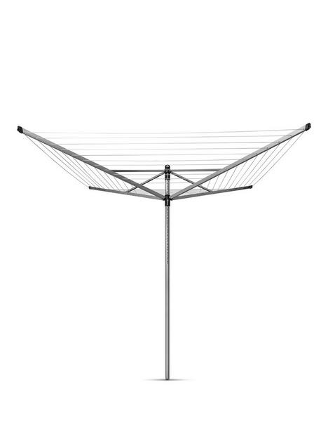 brabantia-lift-o-matic-rotary-dryer-with-soil-spear-and-cover-ndash-60m-area