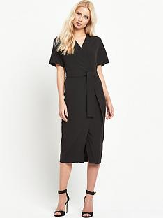 warehouse-wrap-dress