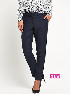 warehouse-button-detail-jacquard-trousers