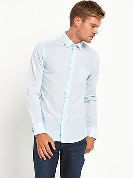 boss-orange-long-sleeve-chest-pocket-shirt
