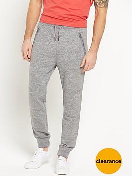 boss-orange-mens-sweat-pants-ndash-grey